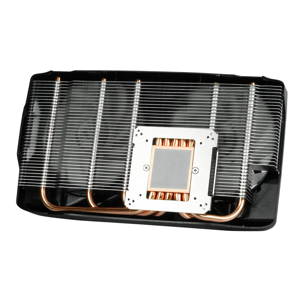 ARCTIC Accelero Twin Turbo III Graphics Card Cooler with Backside Cooler for Efficient RAM, VRM Cooling and VGA Cooler DCACO-V820001-GBA01 by ARCTIC (Image #3)