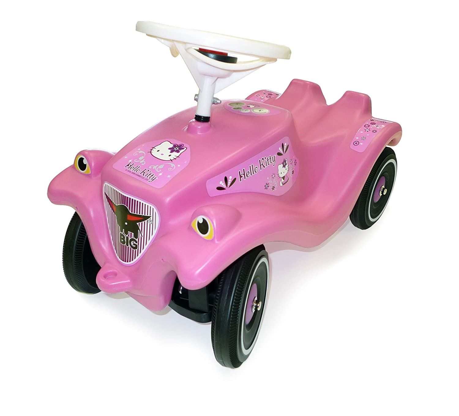 Big Daddy Big 56065r – Bobby Car Classic Hello Kitty (Smoby)