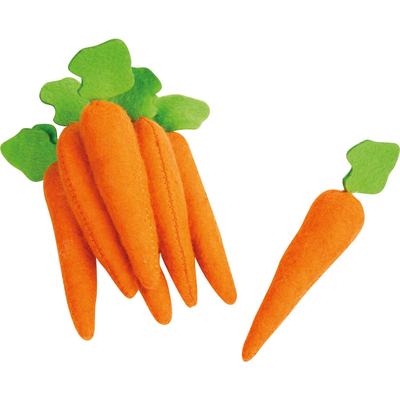 Felt Carrots PEMA