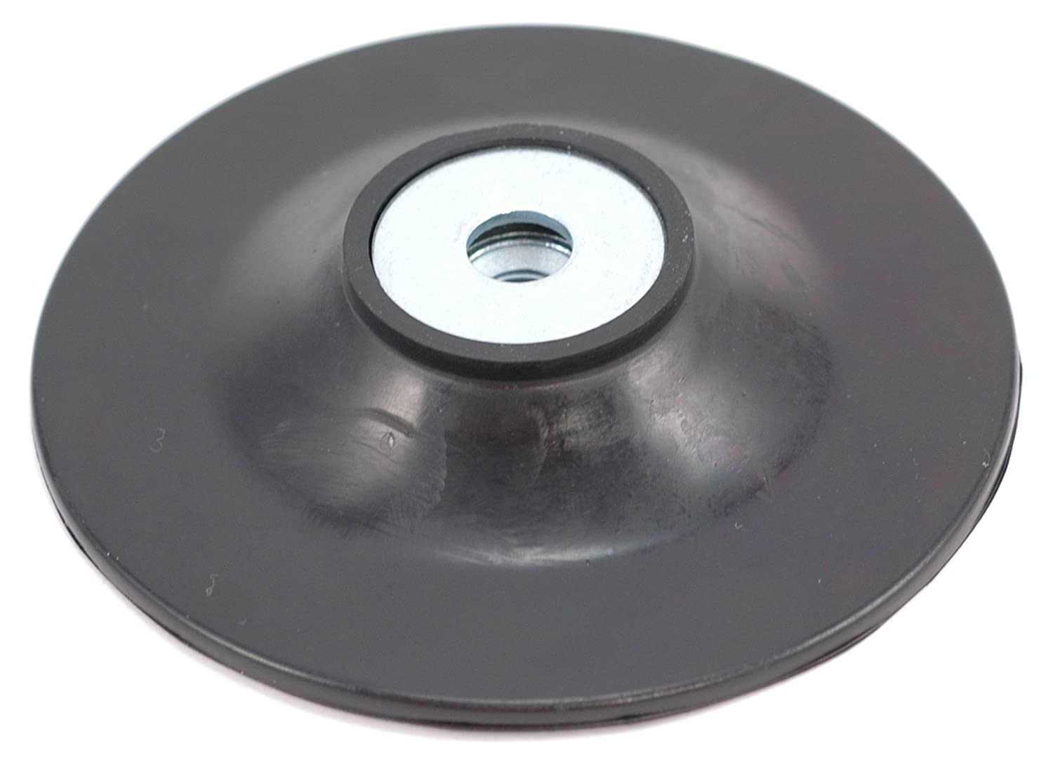 Hot Max 26179 7-Inch by 5/8-Inch-11NC Backing Pad with Spindle Nut