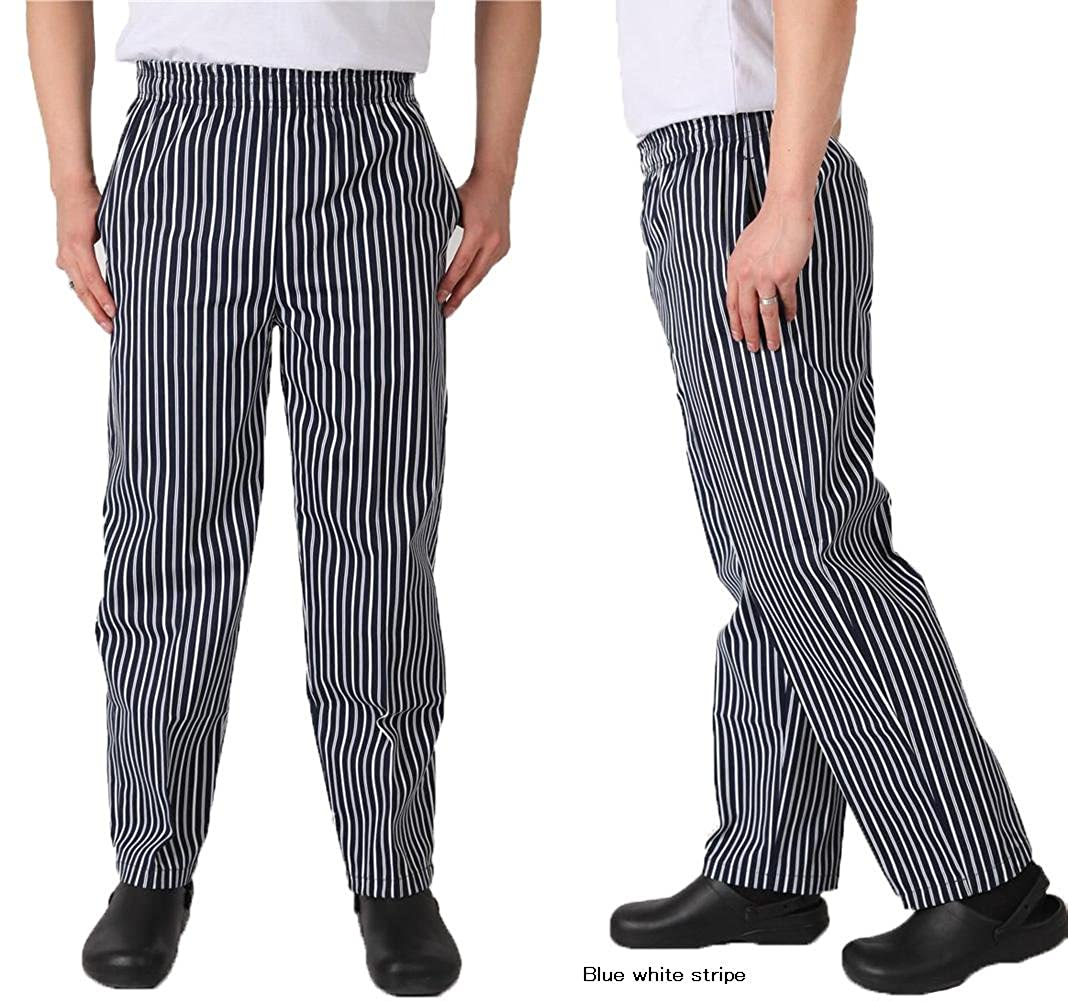 Seven Star Chef Clothing Classic Baggy Pepper Chef Pants