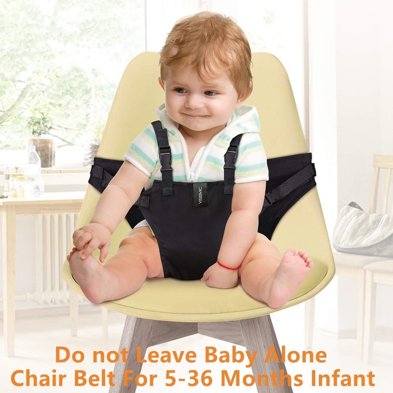 Amazon.com: YISSVIC - Arnés de seguridad para silla de bebé ...