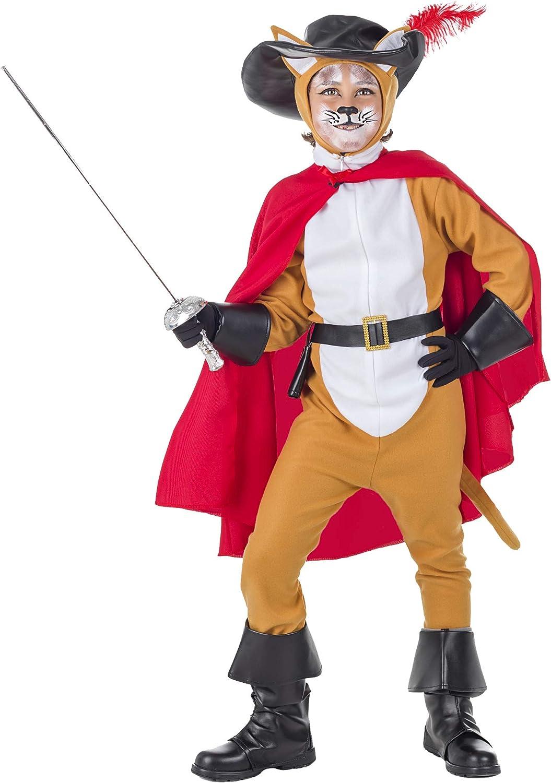 Banyant Toys Disfraz Gato con Botas 3-4 años: Amazon.es: Juguetes ...