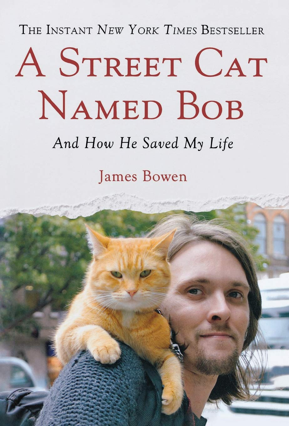 A Street Cat Named Bob And How He Saved My Life Bowen James 9781250029461 Amazon Com Books