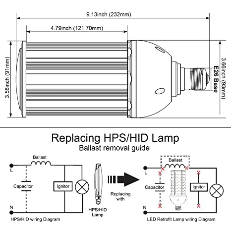 Stupendous 50 Watt Hp S Hid Light Wiring Diagram Wiring Diagram Wiring Database Plangelartorg