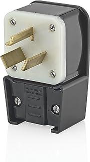 71dtgsw1ykL._AC_UL320_SR250320_ amazon com conntek 30 amp nema 10 30p dryer plug to 50 amp leviton nema 10-30r wiring diagram at soozxer.org