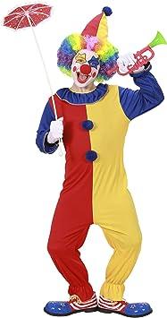 WIDMANN Widman - Disfraz de payaso de circo infantil, talla 11-13 ...