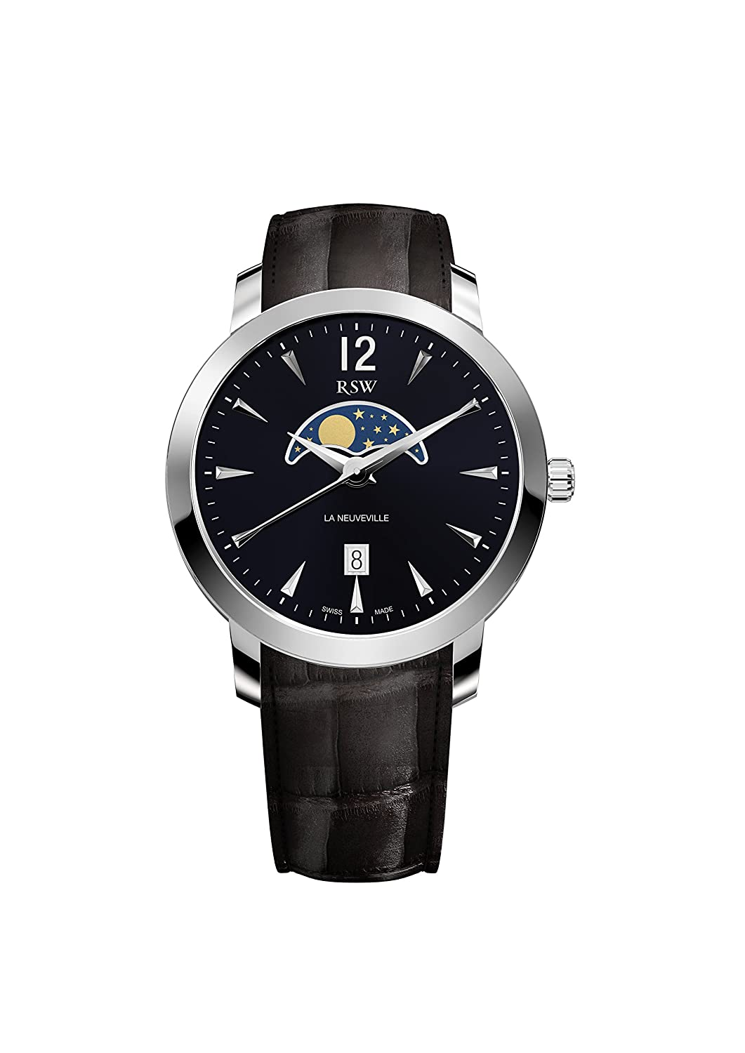9346. BS. L1.1.00-La Neuveville Moonphase