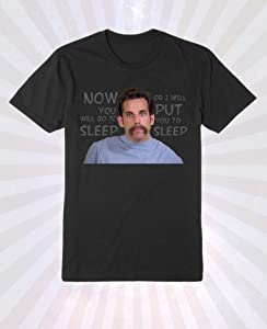 """Happy Gilmore Hal -""""Now you will go to sleep"""" T Shirt : Toddler : Youth : Adult"""