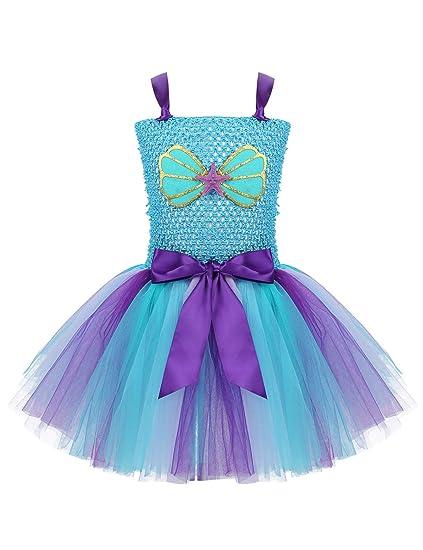 CHICTRY Vestido de Princesa Recién Nacido Bebé Niña Lindo Costume ...