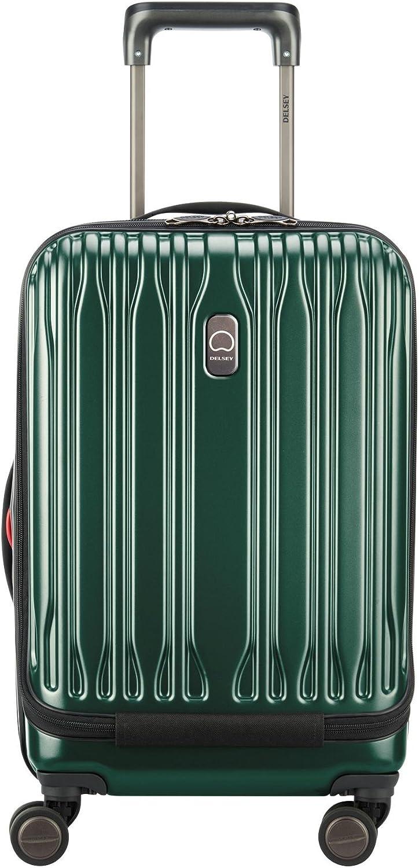 Delsey Chromium Lite International Expandable Spinner Carry-On