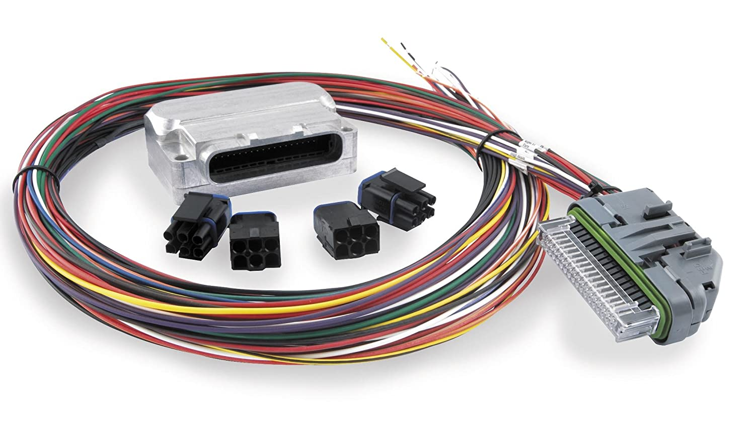 71dtjXlh7yL._SL1500_ amazon com thunder heart performance micro harness controller thunderheart ignition wiring diagram at letsshop.co