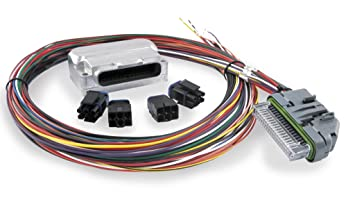 71dtjXlh7yL._SX355_ amazon com thunder heart performance micro harness controller thunderheart wiring harness at gsmx.co