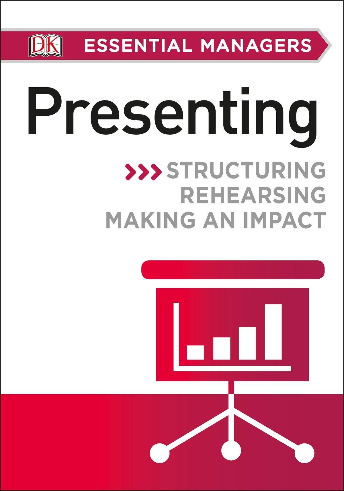 DK Essential Managers: Presenting: Structuring, Rehearsing, Making an Impact ebook