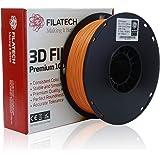 FilaTech - Orange PLA Filament 1 KG