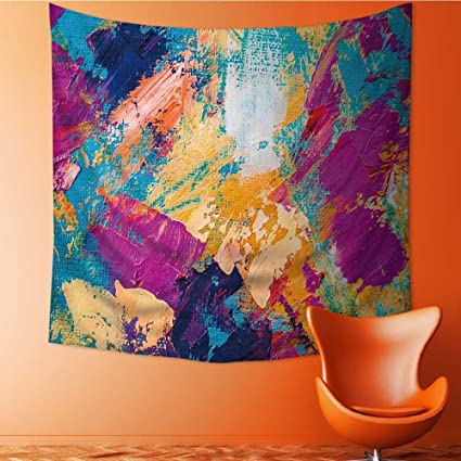 Amazon com: Muyindo Tapestry Mystic House Decor,hand drawn