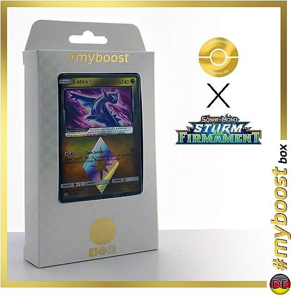 Pokemon 108//168 LATIOS Prisme-Tempête le firmament