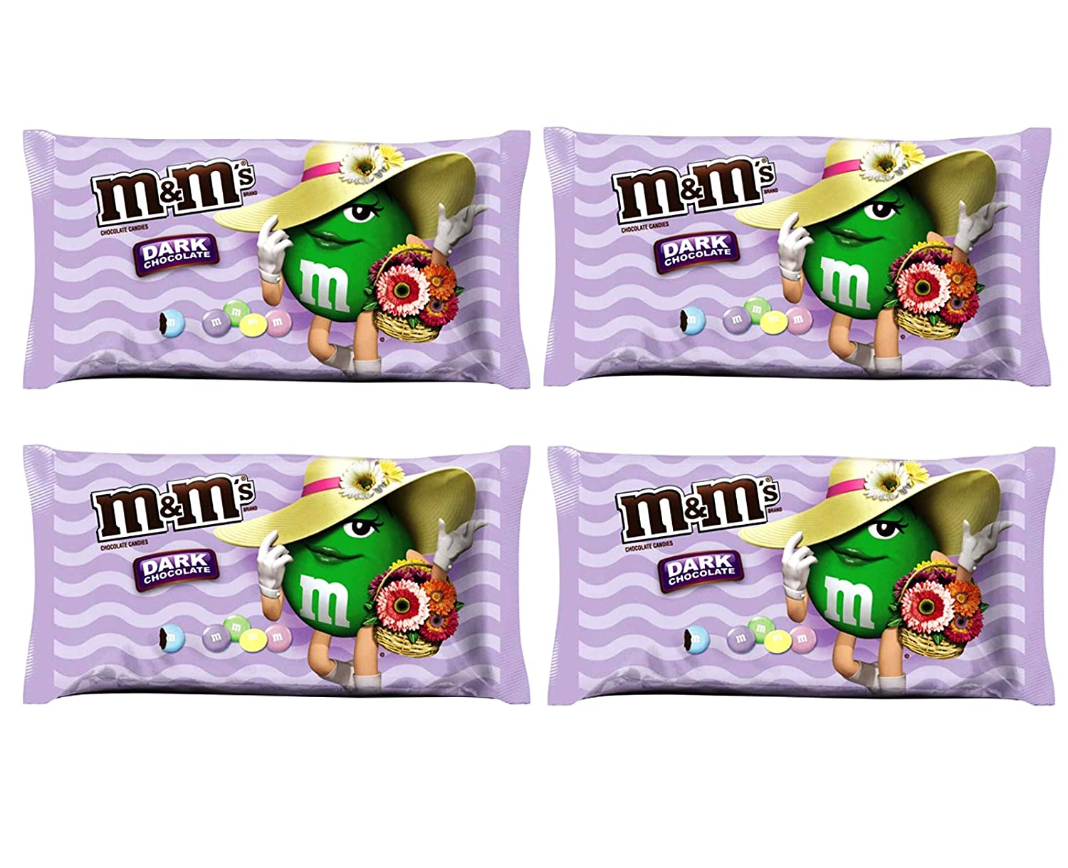 Amazon.com : M&Ms Easter Eggs Basket Candies for M&MS ...