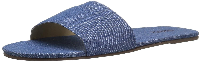 SCHUTZ Women's Nulce Slide Sandal B071WT62S6 9 B(M) US|Light Blue