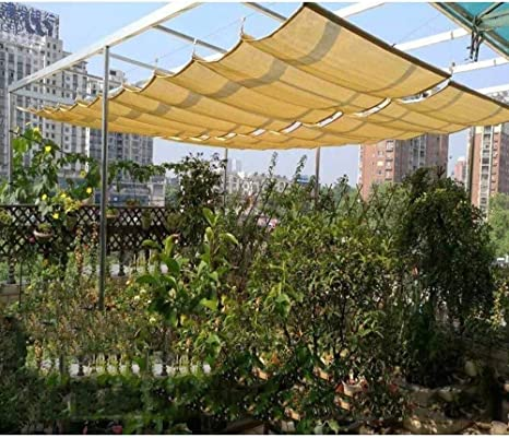 E.enjoy Malla Sombra De Red Rectángulo Sombras para El Sol Bloques UV para Refugios Canopy Patio Jardín Instalaciones Al Aire Libre Arena Y Actividades Ventilación Permeable (Size : 400cmX600cm): Amazon.es: Hogar