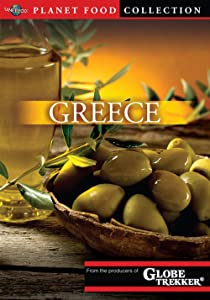 Globe Trekker: Planet Food: Greece