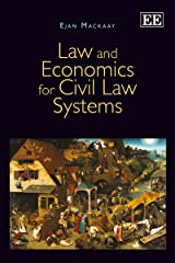 Law and Economics for Civil Law Systems Paperback