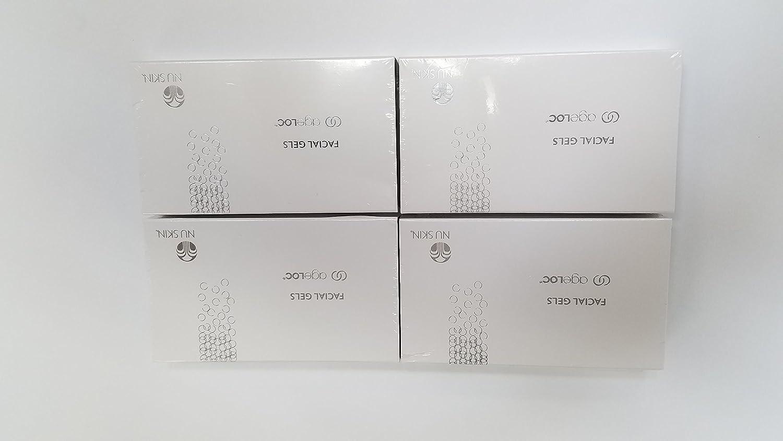 Nu Skin Ageloc Galvanic Facial Spa Gel - 4 packs by Nu Skin NuSkin