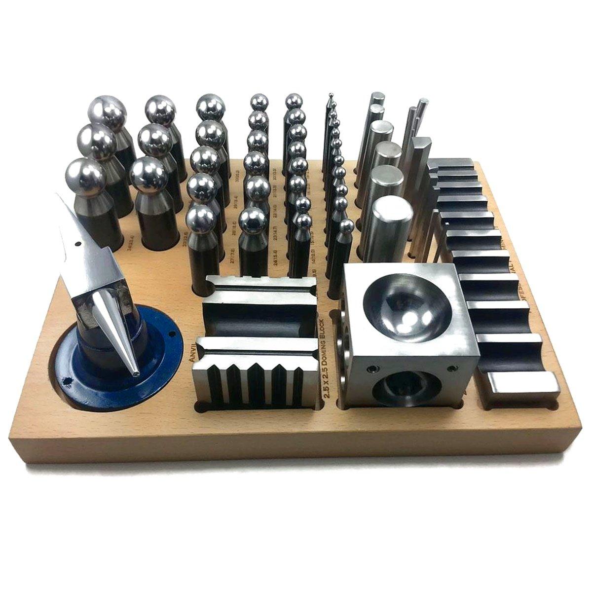 55 tlg. Verformungswerkzeug-Set FormeXX55