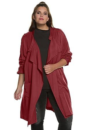 gutes Geschäft Rabatt zum Verkauf Neuestes Design Studio Untold Damen große Größen bis 54 | Longjacke ...