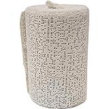 Plaster of Paris Gauze Bandages | Craft Molds for Pregnancy Belly Cast, Paper Mache Sculpture, or Face Wrap | Gypsum Clay Pas