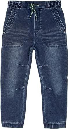 boboli Stretch Denim Trousers For Boy Pantalones para Niños