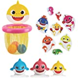 WowWee Pinkfong Baby Shark Official - Bath Toy Bundle (Amazon Exclusive)
