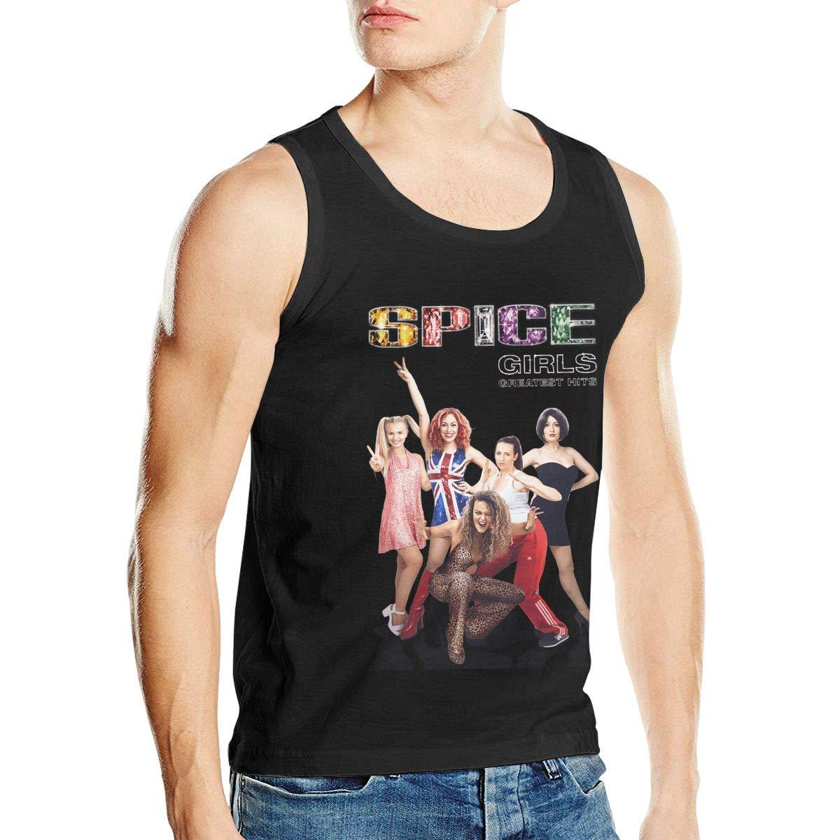 Larry C Adamson Spice Girls S Tank Top Shirt Summer
