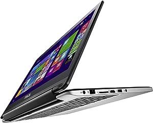 ASUS Touchscreen Transformer Book Flip 15.6Inch Convertible Laptop Notebook TP550L Core i5, 6GB RAM, 1TB Hard Drive