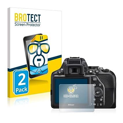 BROTECT Protector Pantalla Compatible con Nikon D3500 Protector ...