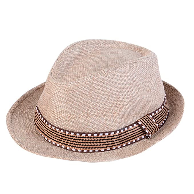 b5103424 New Bucket Hats Jazz Straw Cap Baby Boys Girls Knitted Cap Baby Hat for  Girls Boys