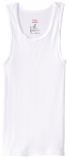 ea8c8c5a1fed2 Amazon.com  Hanes Big Boys  Tank (Pack of 5)  Clothing