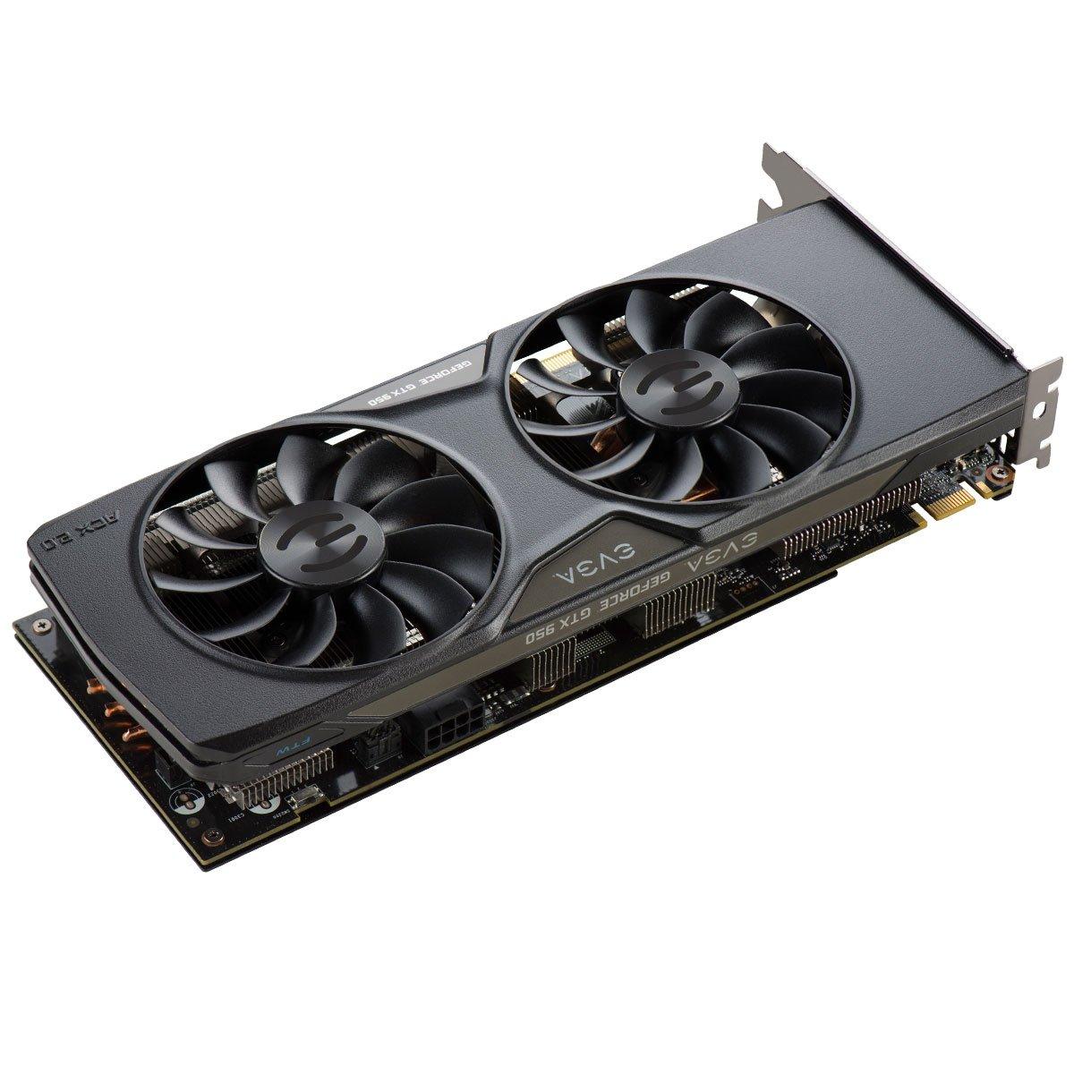 Amazon.com: EVGA GeForce GTX 950 Ref tarjeta de grá ...