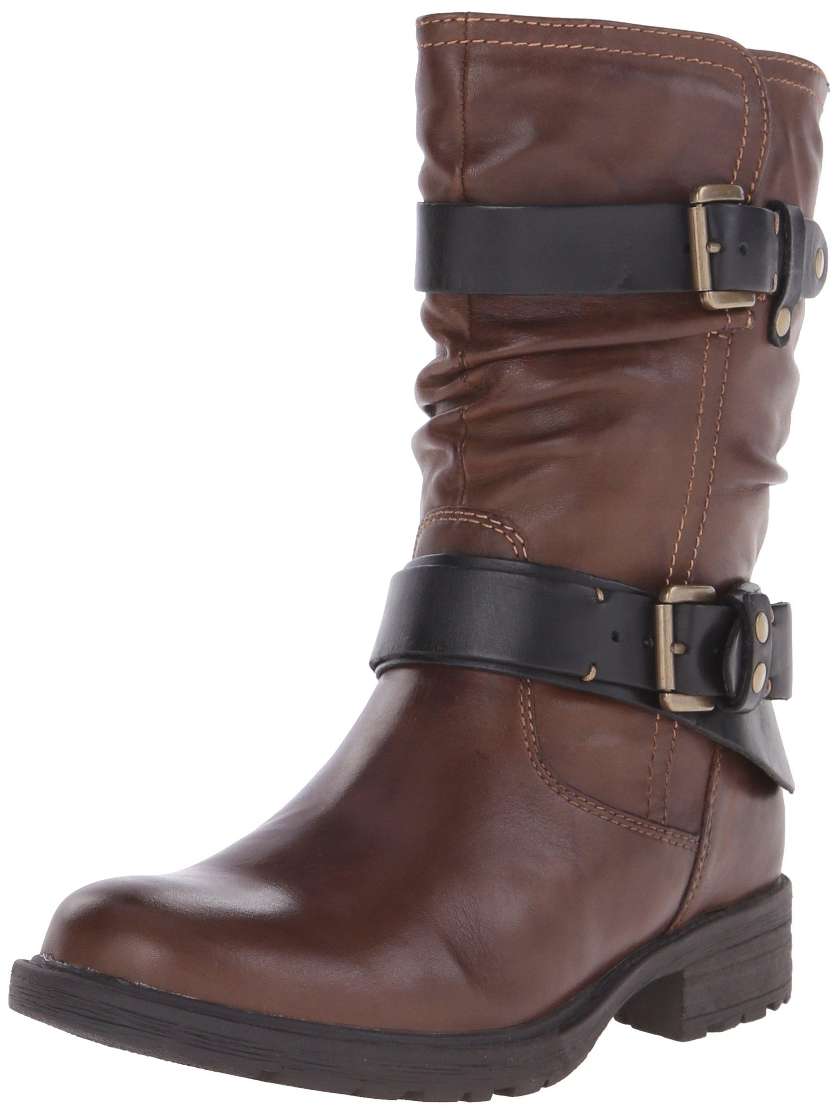 Earth Women's Everwood Black Calf Leather Shoe