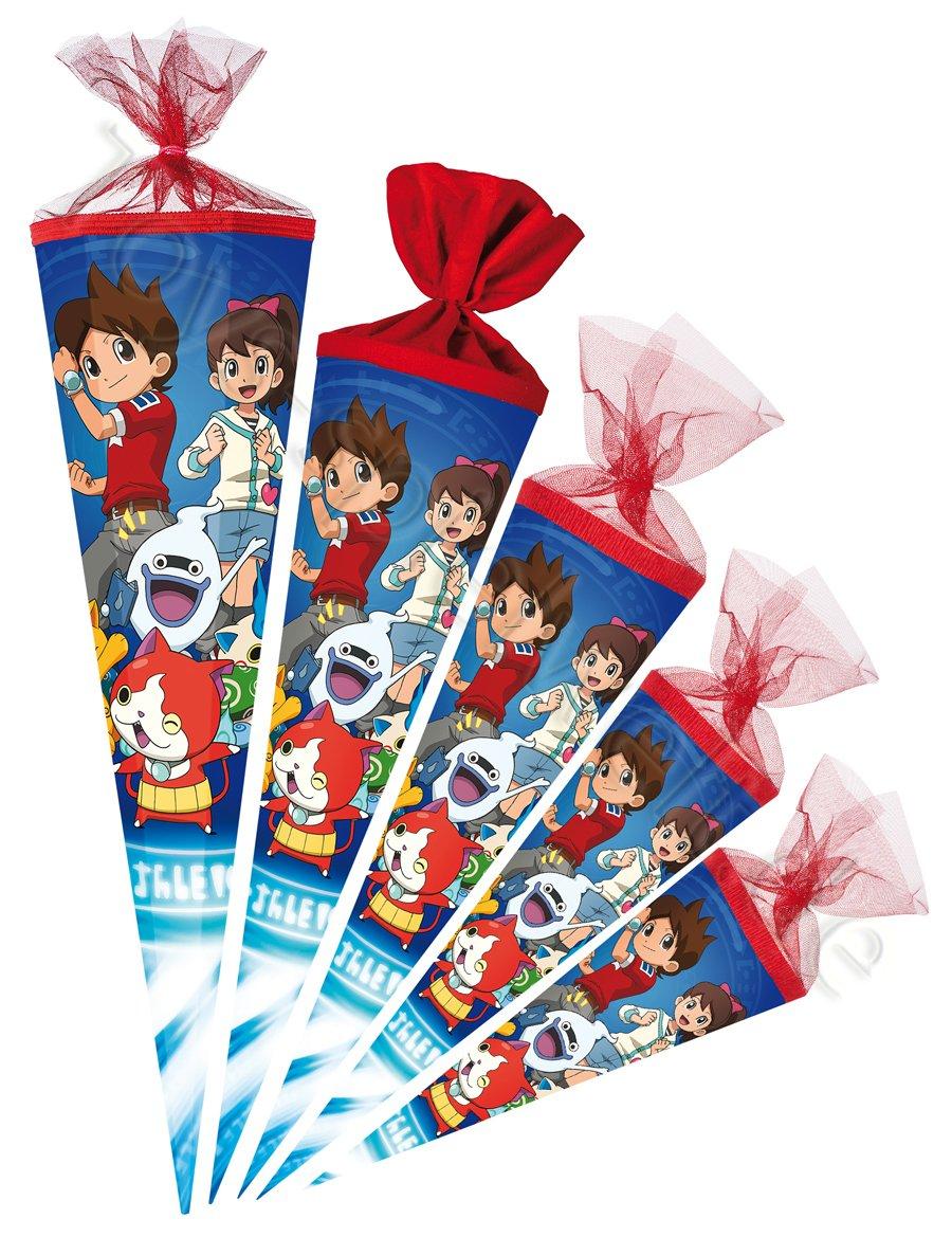 Nestler Schultüte Flying Dragon Zuckertüte Schulanfang Einschulung Schule Kinder