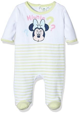 Disney Minnie Mouse HO0377 Pelele para Dormir, Verde (13 ...