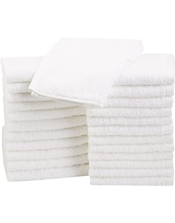 orpheebs Toallas y Toallas de baño Hotel, 420 gr/m² Pur algodón Egipcio de