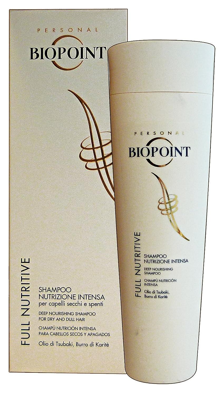 Biopoint Shampoo Nutrizione Intensa -1 x 200 ml SHABIOPOFULL