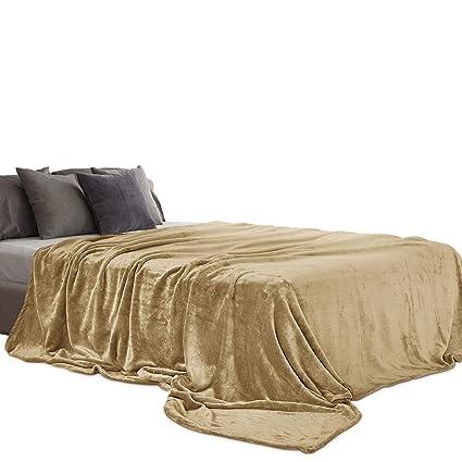 Amazon.com  Aidear 100% Super Soft Blankets Twin Size 74113d146
