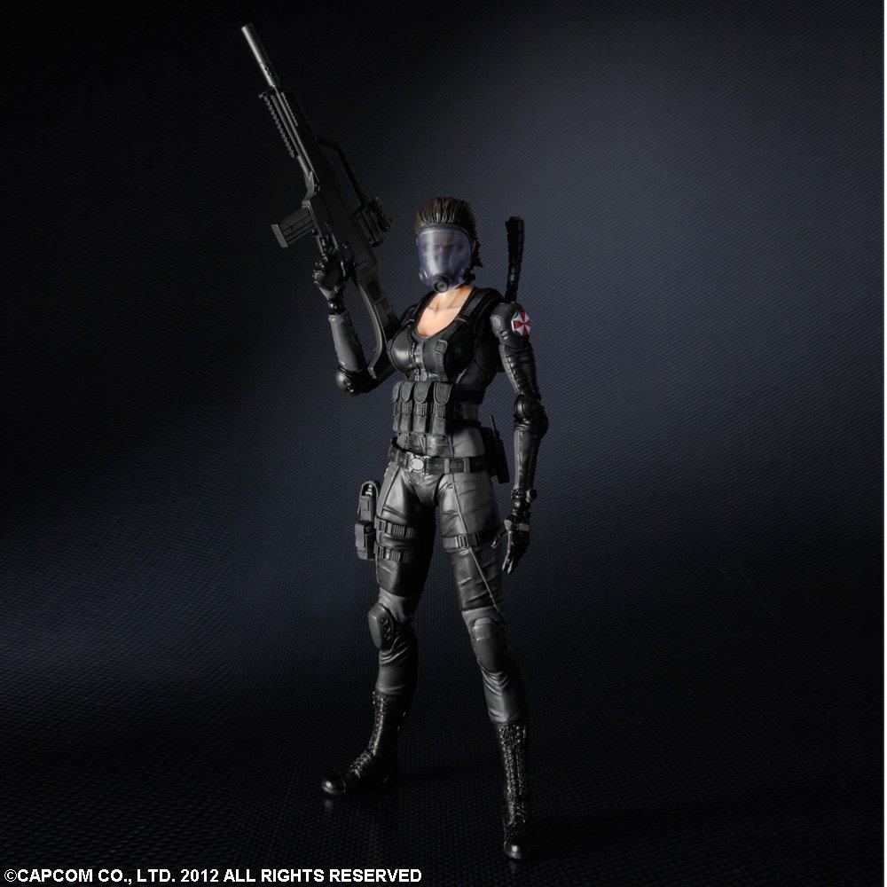 Resident Evil Operation Raccoon City Play Arts Kai Action Figure Square Enix Square-EnixAFGSQX114 Square-Enix