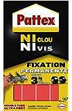 Pattex Ni clou ni vis - Cinta adhesiva de doble cara   (ultrafuertes, 5 cm x 19 mm)