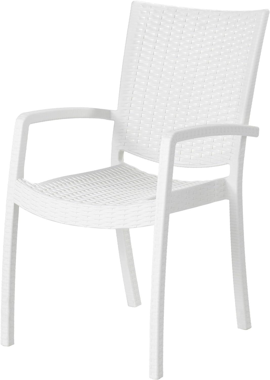 Zigzag Trading Ltd Ikea Innamo – Sedia con braccioli, in