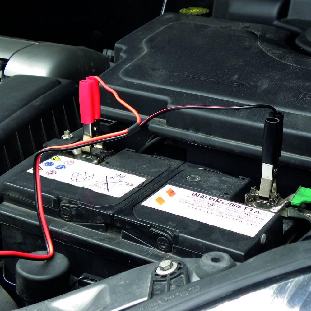 Carpoint 0635806 Chargeur de Batterie 6A TUV//GS