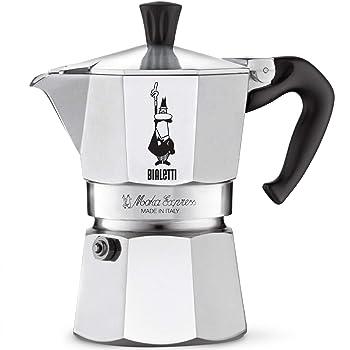 Bialetti 06973 Mini Express Stovetop espresso percolator