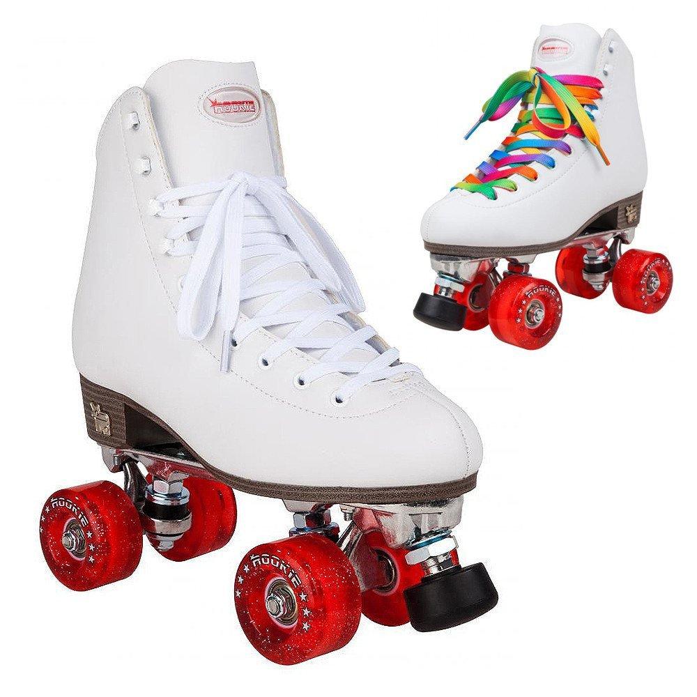 Rookie roller skates amazon - Rookie Classic Ii Roller Skates White Amazon Co Uk Sports Outdoors